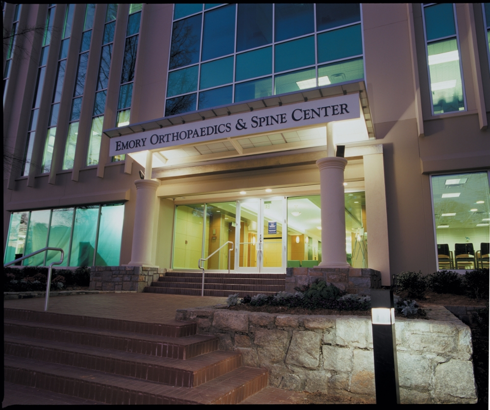 Department of Orthopaedics   Emory School of Medicine