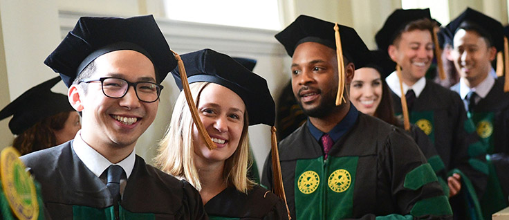 COMMENCEMENT 2018: Guide to School of Medicine Graduation Events