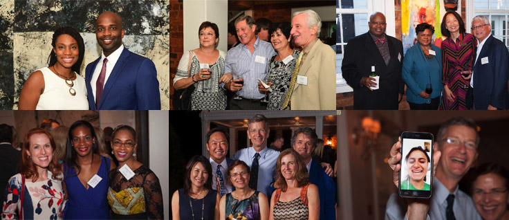 September 23-25 was 2016 Emory Medicine Alumni Weekend for classes ending in 1 and 6 in conjunction with Emory Homecoming.